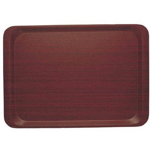 Cambro Taca serwisowa | mahoń | 46x36x(h)1,5cm