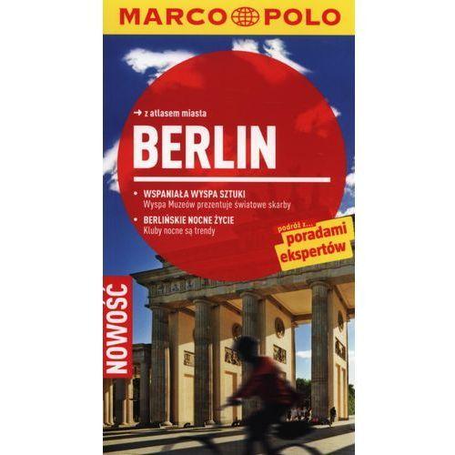 Berlin Przewodnik z atlasem miasta (Daunpol)