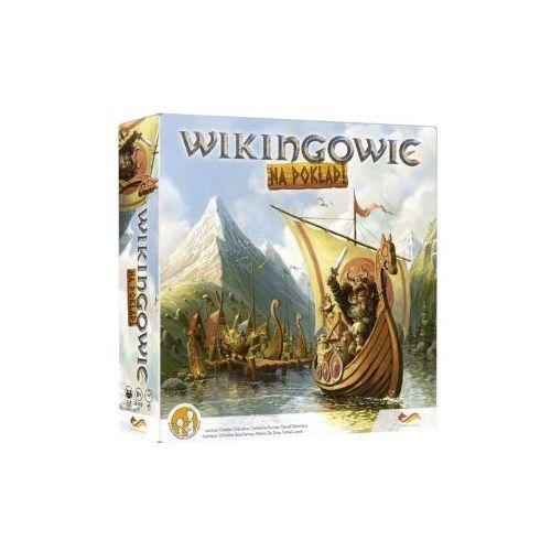 Foxgames Wikingowie na pokład gra planszowa