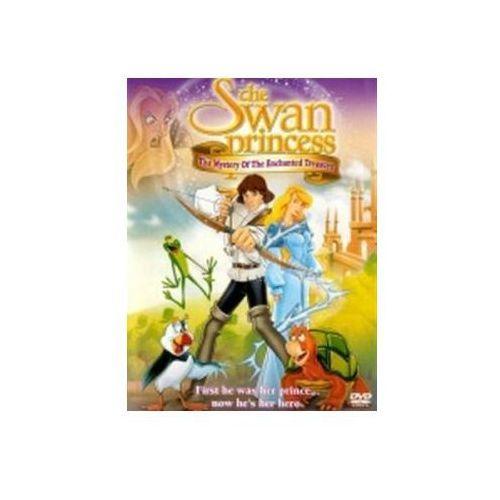 Księżniczka łabędzi: Skarb czarnoksiężnika (DVD) - Imperial CinePix (5903570112089) - Dobra cena!