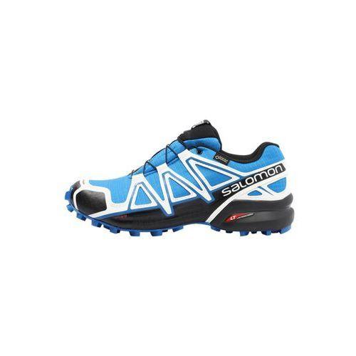 Salomon SPEEDCROSS 4 GTX Obuwie do biegania Szlak indigo bunting/black/white