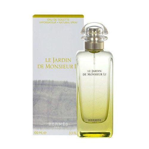 Hermes le jardin de monsieur li 100ml u woda toaletowa tester (3346132600020)