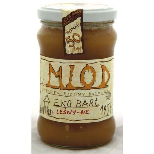 Miód leśny bio 380g marki Eko barć (patalas)