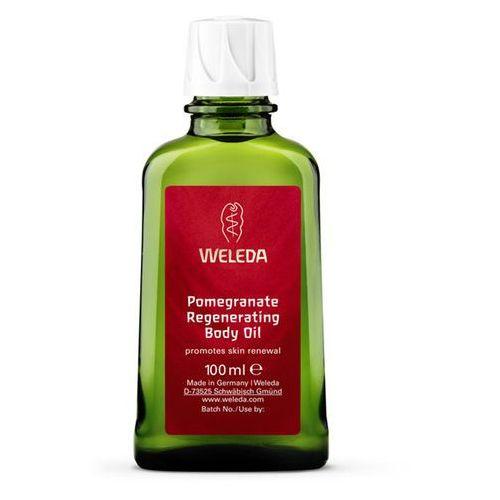 WELEDA olejek regeneracyjny z wyciągiem z granatów 100 ml (4001638088473)