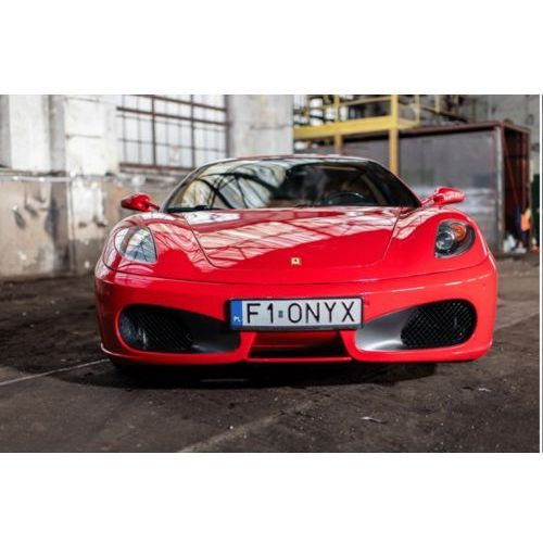 Jazda Ferrari F430 vs. Nissan GTR - Biała Podlaska \ 6 okrążeń