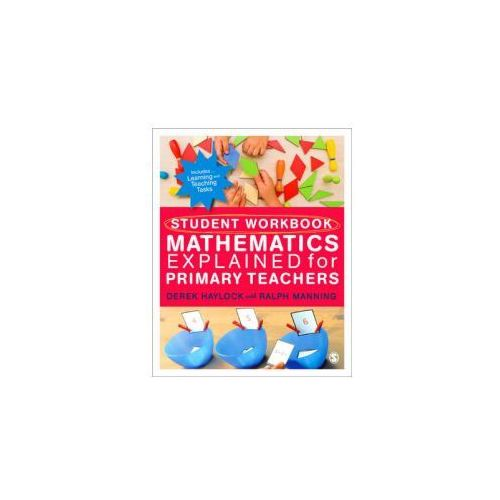 Student Workbook for Mathematics Explained for Primary Teachers (9781446285947)