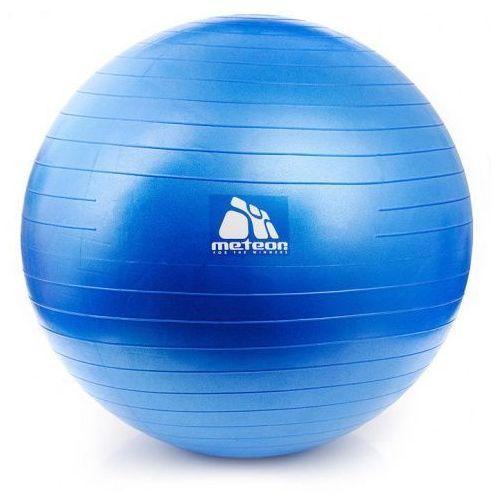Piłka fitness z pompką Meteor 65 cm / Dostawa w 12h / Gwarancja 24m / NEGOCJUJ CENĘ!, OPT16043