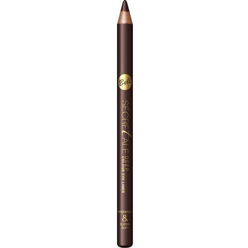 Bell, Secretale Deep Colour Eye Liner Pencil. Kredka do oczu, nr 02 - Bell. DARMOWA DOSTAWA DO KIOSKU RUCHU OD 24,99ZŁ