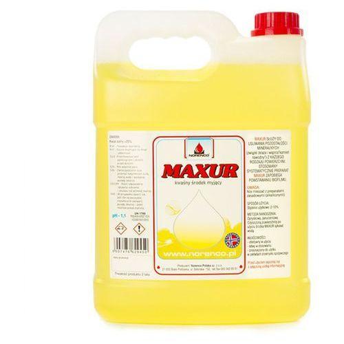 Norenco Maxur 5l - usuwanie nalotów mineralnych