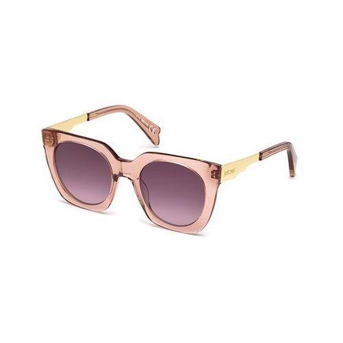 Just cavalli Okulary słoneczne jc 753s 72z