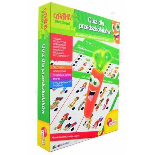 Carotina Quiz dla przedszkolaków - ., 494691