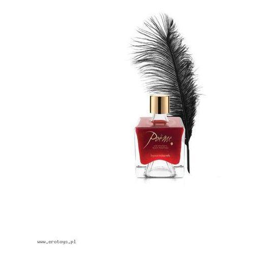 Pióro do pisania po skórze - Bijoux Indiscrets Poeme Wild Strawberry Truskawka (8437008002033)