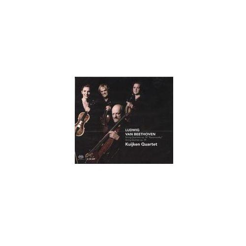 Challenge classics Ludwig van beethoven: string quartets op. 59, string quintet op. 29 [2 hybrid sacd] (0608917236224)