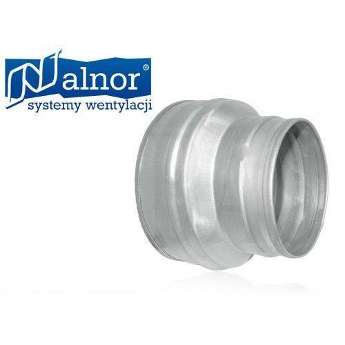 Redukcja symetryczna nyplowa 125mm na 100mm (rpc-125-100) wyprodukowany przez Alnor