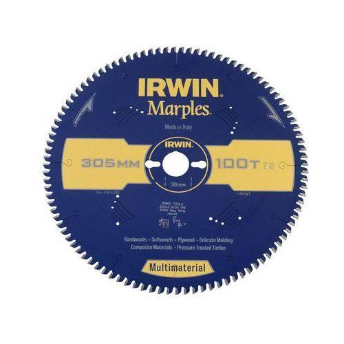Irwin marples multimaterial Tarcza do pilarki tarczowej 305mm/100t/30 śr. 305 mm 100 z (5706918974734)