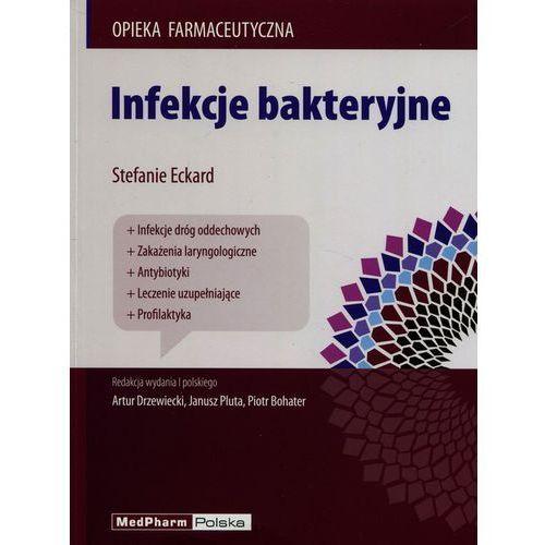 Infekcje bakteryjne, oprawa miękka