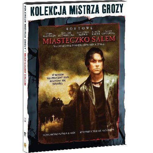 Kolekcja Mistrz Grozy: Miasteczko Salem (DVD) - Mikael Salomon (7321909068476)
