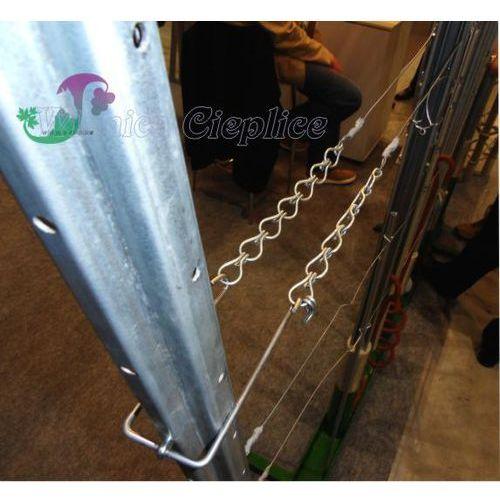 Uchwyt druta do słupka U60, Wca PL 00056
