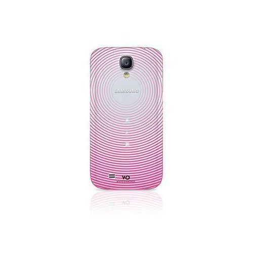 Etui HAMA do Samsung Galaxy S4 White Diamonds Gravity Różowy, kolor Etui