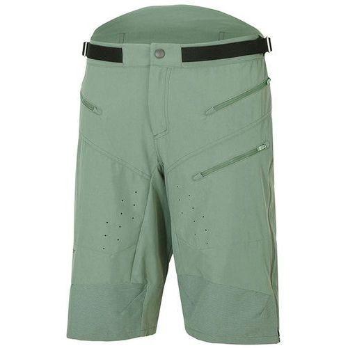 efron x-function spodnie rowerowe mężczyźni zielony 52 2018 spodenki rowerowe marki Ziener