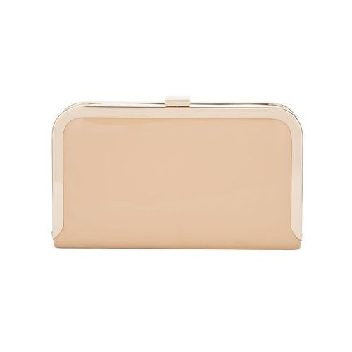 Phase eight poppy patent leather clutch (5057122024402)
