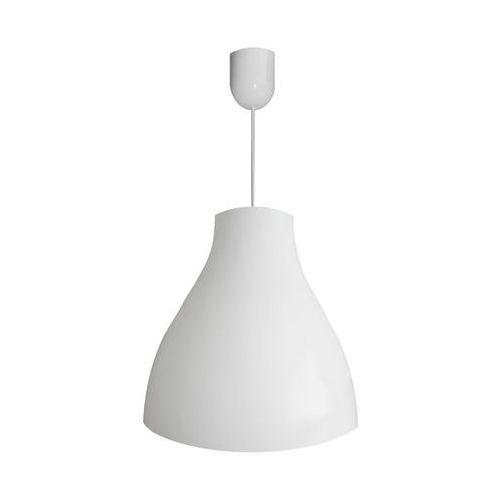 Żyrandol DZWON 1xE27/60W/230V biały