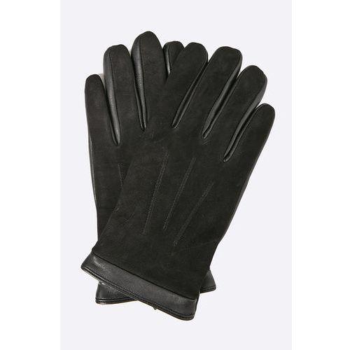 Jack & Jones - Rękawiczki skórzane Montana