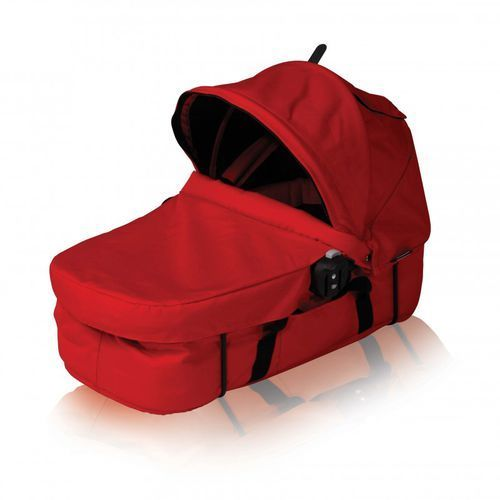 Baby jogger Gondola  city mini single/double miękka crimson + darmowy transport!
