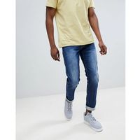 anbass slim light wash jeans - blue marki Replay