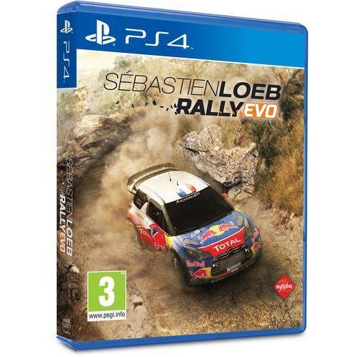 Sebastien Loeb Rally Evo z kategorii [gry PS4]