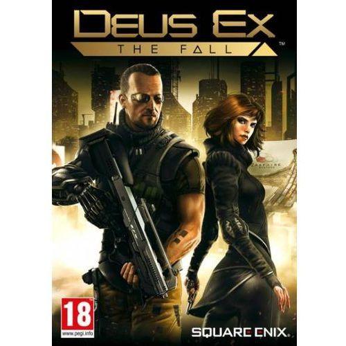 Deus Ex The Fall (komputerowa gra)