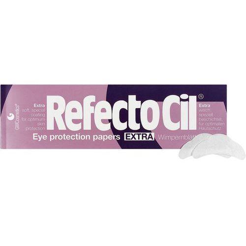 RefectoCil Eye Protection Papers Extra | Ochronne papierki pod oczy do henny - 80szt
