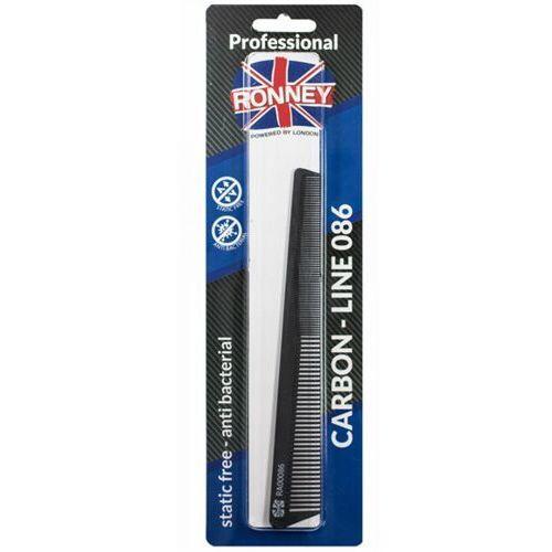 carbon comb line 086 profesjonalny grzebień (086) marki Ronney