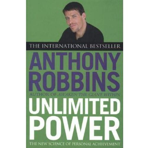 Unlimited Power, Simon Schuster