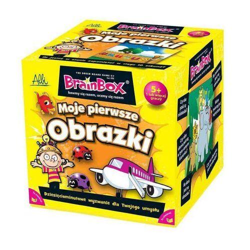 Brainbox Moje pierwsze obrazki z kategorii Gry planszowe
