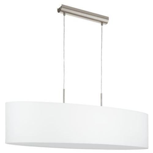 Eglo Lampa wisząca pasteri biała 100 cm, 31584