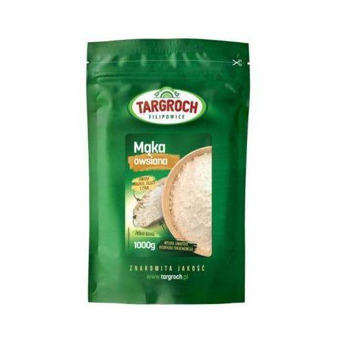 1kg mąka owsiana marki Targroch