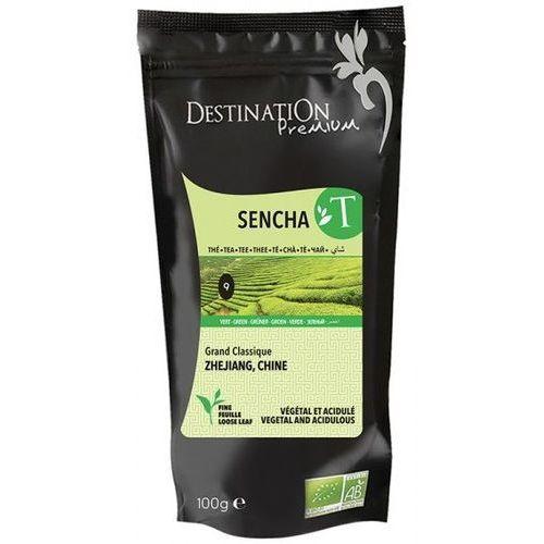 211destination Herbata zielona sencha chiny 100g - destination (3700110005274)