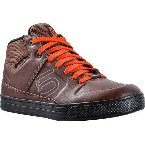 freerider eps high buty mężczyźni brązowy uk 9   eu 43 2018 buty bmx i dirt marki Five ten