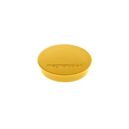 Magnesy Discofix Standard 0.7 kg 30 mm 10szt żółty (4013695025537)