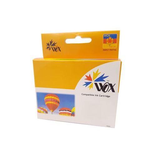 Wox Tusz -b1280yn yellow do drukarek brother (zamiennik brother lc1280xl-y) [27ml]