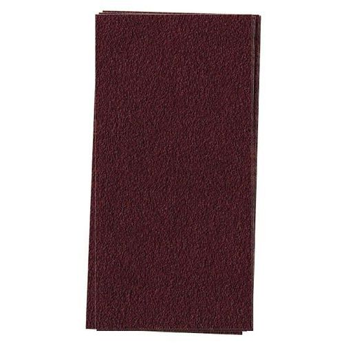 Macallister Arkusz papieru 93 x 185 mm p60 z rzepem 10 szt.