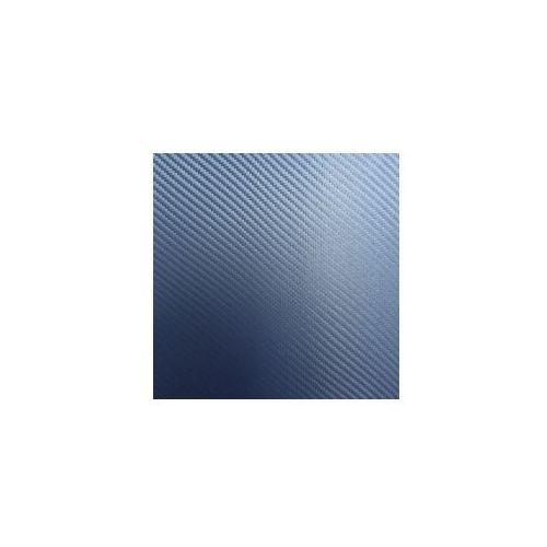 Folia wylewana carbon jasny niebieski perłowy szer. 1,52m cbx19 marki Grafiwrap