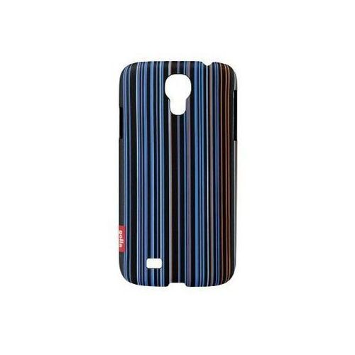 Etui GOLLA Hardcover Felix do Galaxy S4 Niebieski (6419334104522)