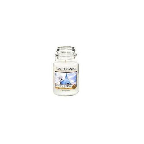 Yankee candle świeca white christmas 623g (5038580005998)
