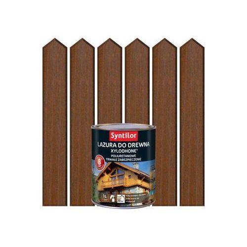 Lazura do drewna XYLODHONE HP 1 l Dąb rustykalny SYNTILOR