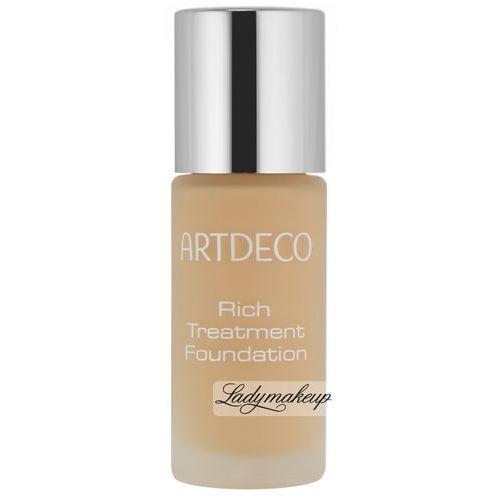 Artdeco rich treatment podkład 20 ml dla kobiet 10 sunny shell