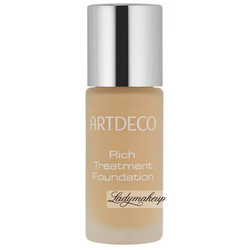 Artdeco rich treatment podkład kryjący odcień 485.17 creamy honey 20 ml (4019674485170)