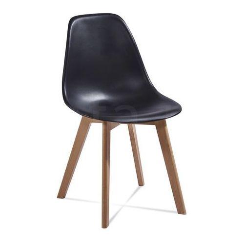 """Krzesło """"VITO"""" czarne"""