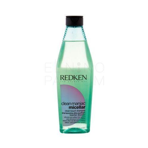 clean maniac micellar szampon do włosów 300 ml dla kobiet marki Redken
